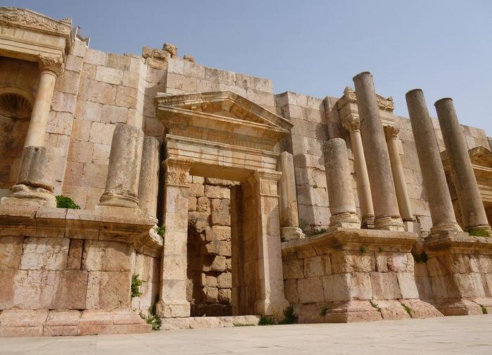 Teateret i Jerash