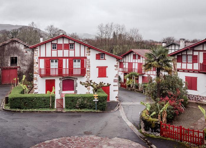 Ainhoa, franske Baskien