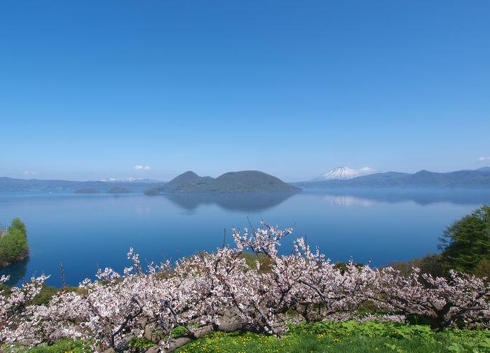 Toyasjøen, Hokkaido