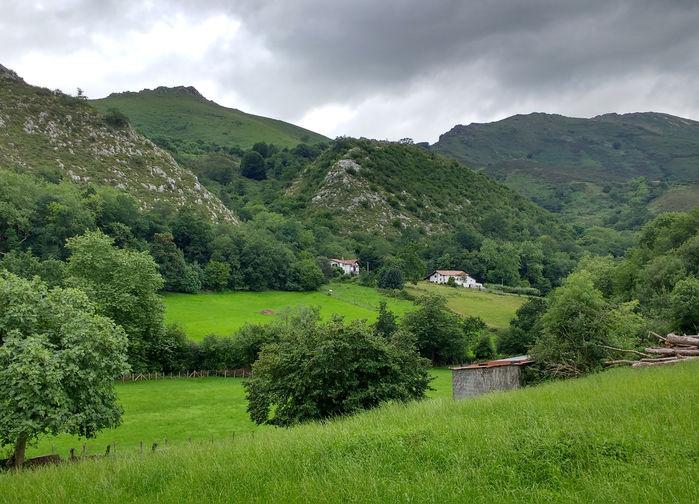 Baskiske Pyreneerna