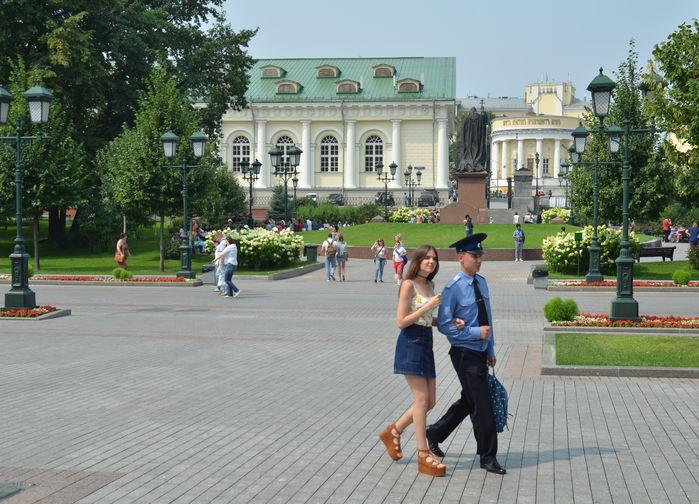 Alexanderparken, Moskva